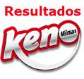 Resultados Keno Minas